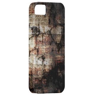 Vintage brick wall grunge crack textures iPhone SE/5/5s case