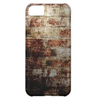 Vintage brick wall grunge textures 2 case for iPhone 5C