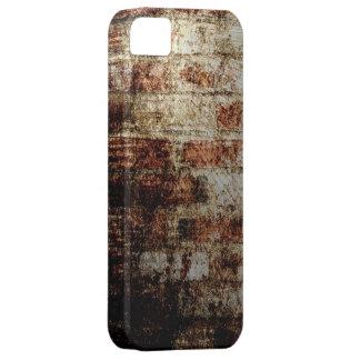 Vintage brick wall grunge textures 2 iPhone SE/5/5s case