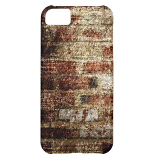 Vintage brick wall grunge textures 3 cover for iPhone 5C
