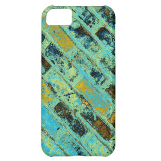 Vintage brick wall grunge textures case for iPhone 5C