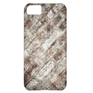 Vintage brick wall grunge textures iPhone 5C case