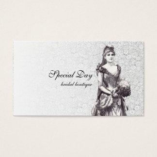 Vintage Bride Business Card