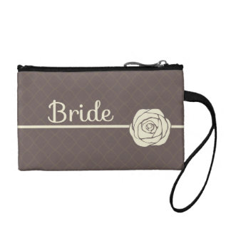 Vintage Bride Coin Purse