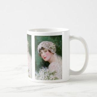 Vintage Bride Mug