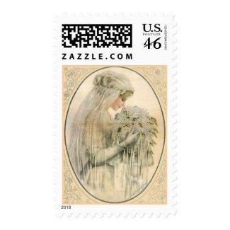 Vintage Bride stamp