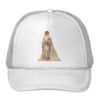 Vintage Bride Trucker Hat