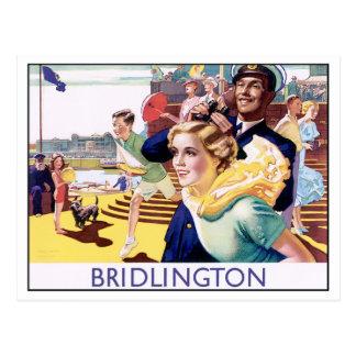 Vintage Bridlington Postales