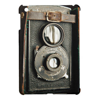 Vintage Brillant Camera iPad Mini Case