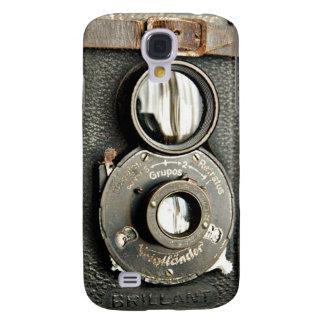 Vintage Brillant Camera Samsung Galaxy S4 Samsung Galaxy S4 Cover