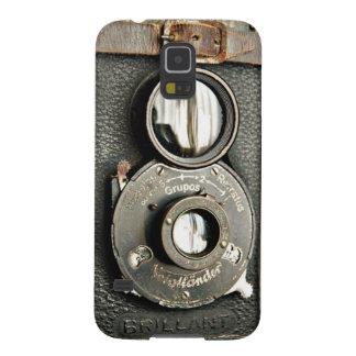 Vintage Brillant Camera Samsung Galaxy S5 Galaxy S5 Cases