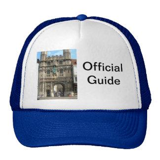 Vintage Britain Mesh Hats
