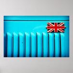 Vintage Britannia Print