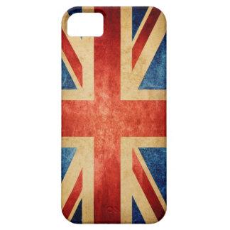 Vintage British Flag Ipone 5 Case