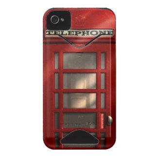 Vintage British Red Telephone Box casematecase