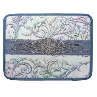 Vintage Brocade and Lace Macbook Liner Sleeve