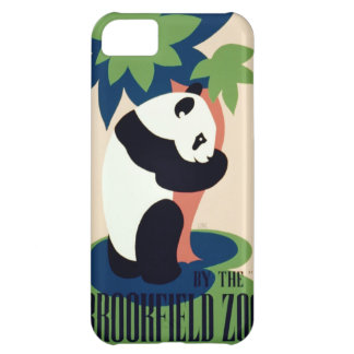 """Vintage """"Brookfield Zoo"""" cases iPhone 5C Covers"""