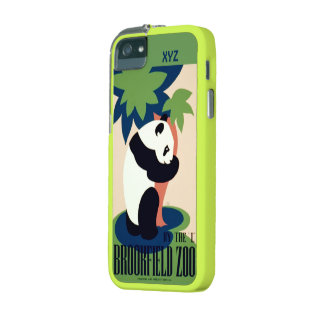 "Vintage ""Brookfield Zoo"" custom monogram cases iPhone 5 Cases"