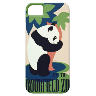 Vintage Brookfield Zoo iPhone case Case For The iPhone 5