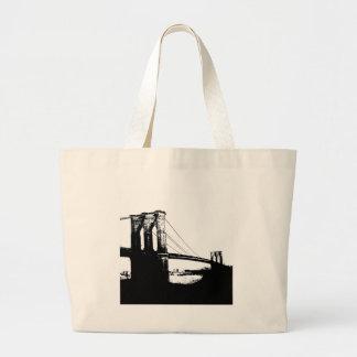 Vintage Brooklyn Bridge Bag