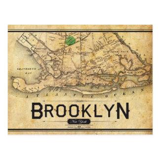 Vintage Brooklyn Postcard