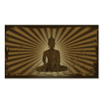vintage Buddha Double-Sided Standard Business Cards (Pack Of 100)