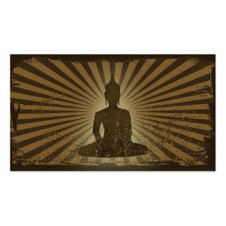 vintage Buddha Business Cards