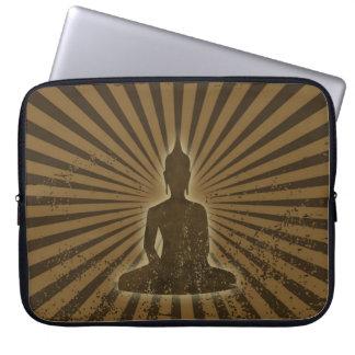 vintage Buddha image Laptop Computer Sleeve