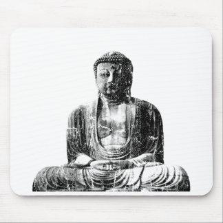 Vintage Buddha Mousepad