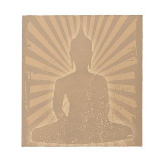 vintage Buddha Notepads