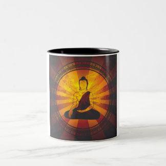 Vintage Buddha Print Mug