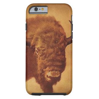 Vintage Buffalo Tough iPhone 6 Case