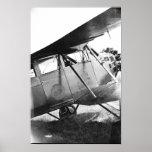 Vintage Buhl Aircraft - Marysville Michigan Print
