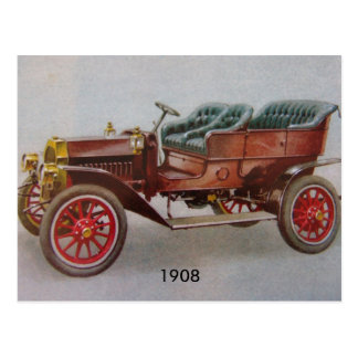 Vintage Buick Post Cards
