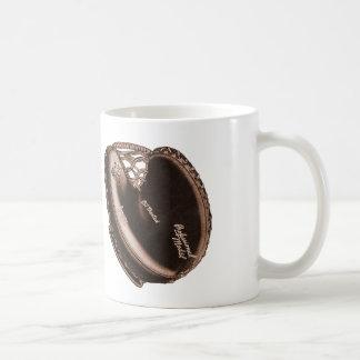 Vintage Bulldog Catcher's Mitt Baseball Glove Classic White Coffee Mug