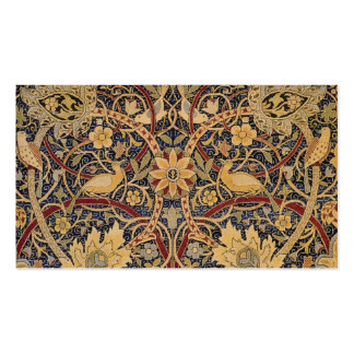 Vintage Bullerswood Tapestry Double-Sided Standard Business Cards (Pack Of 100)