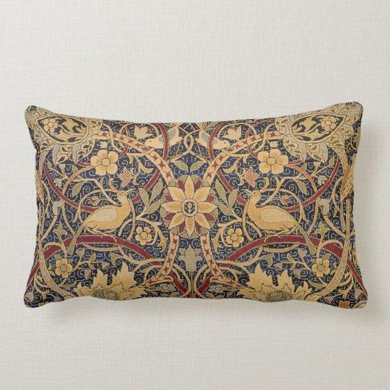 Vintage Bullerswood Tapestry Lumbar Pillow