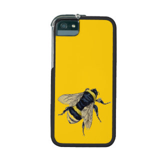 Vintage Bumble Bee Cover For iPhone 5