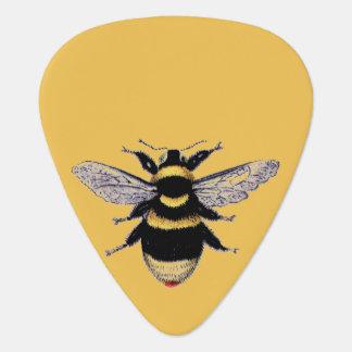 Vintage Bumble Bee Guitar Pick