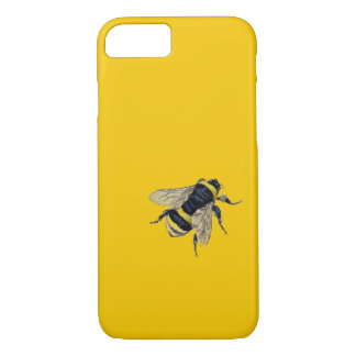 Vintage Bumble Bee iPhone 8/7 Case