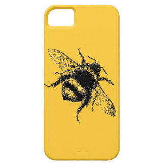 Vintage Bumble bee iPhone SE/5/5s Case