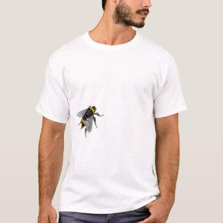 Vintage Bumble Bee - Light T-Shirt