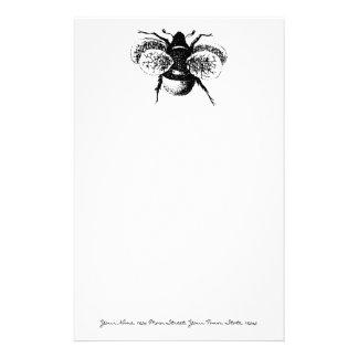 Vintage Bumblebee Stationery