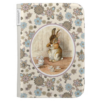 Vintage Bunny by Beatrix Potter. Gift Kindle Folio Kindle 3 Cases