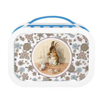 Vintage Bunny by Beatrix Potter Kids Lunch Box