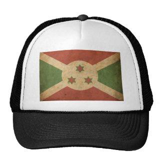 Vintage Burundi Trucker Hats