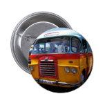 Vintage bus button