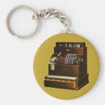Vintage Business, Antique Retail Cash Register Keychain