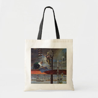 Vintage Business, Building and Construction Bags
