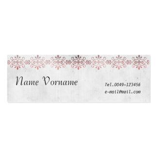 vintage business card templates